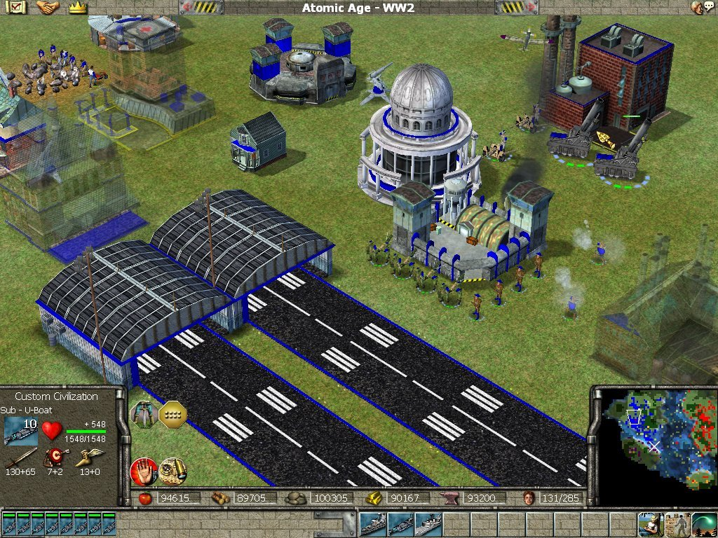 Empire Earth Download Home